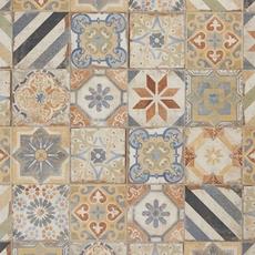 San Juan Deco Porcelain Tile