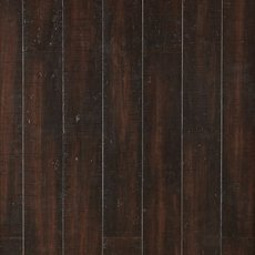 Barnwood Hand Scraped Locking Stranded Bamboo