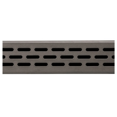Compotite 24in. Oval Design Oil Rubbed Bronze Grate