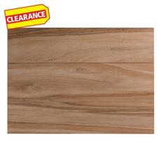 Clearance! Bradford Natural Wood Plank Porcelain Tile