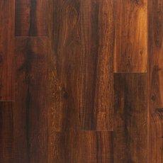 Mixed Cherry Rigid Core Luxury Vinyl Plank - Cork Back