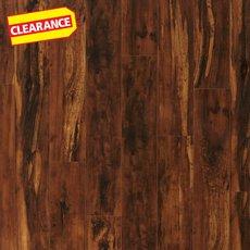 Clearance! Exotic Tigerwood High Gloss Laminate