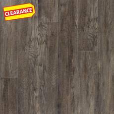 Clearance! Ash Gray Groutable Vinyl Plank Tile