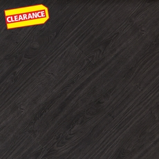 Clearance! Smoked Ash Luxury Vinyl Plank