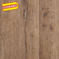 Clearance! Chateau Rustic Oak Luxury Vinyl Plank