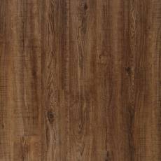 Coffee Oak Rigid Core Luxury Vinyl Plank - Cork Back