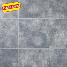 Clearance! Gray Concrete Groutable Luxury Vinyl Tile