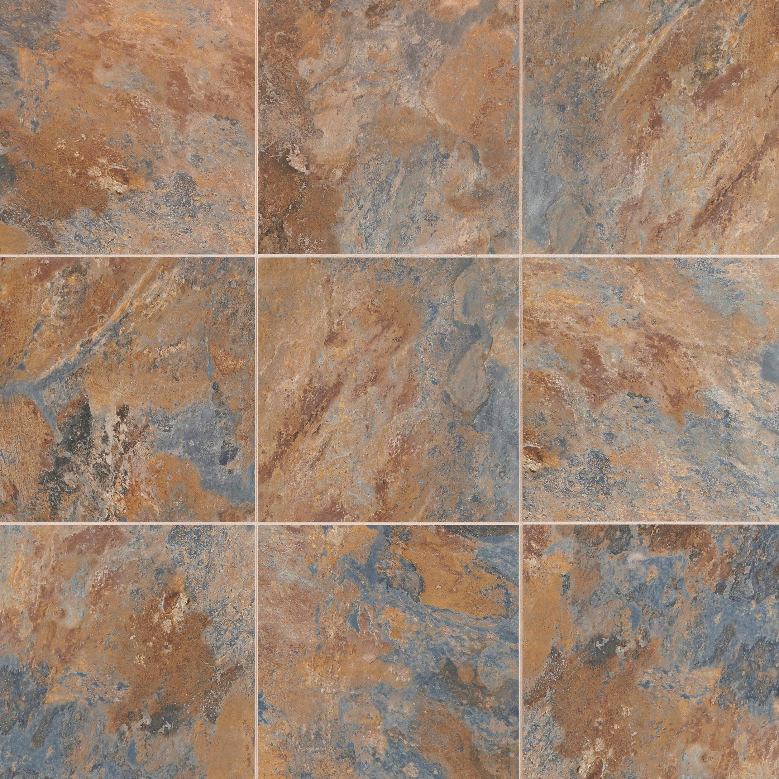 Luxury vinyl tile flooring blue gray slate luxury vinyl tile dailygadgetfo Image collections