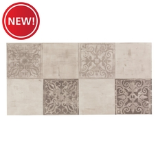 New! Gray Venetian Luxury Vinyl Tile