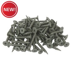 New! Goldblatt 1 1/4in. Cement Screws - 200ct.