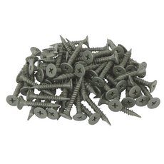Goldblatt 1 1/4in. Cement Screws - 200ct.