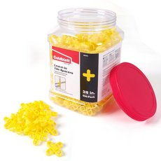 Goldblatt 3/8in. Leave-in Tile Spacers - 500ct.