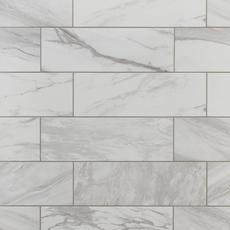Marble Art Polished Ceramic Tile