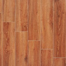 Fulham Red Wood Plank Ceramic Tile