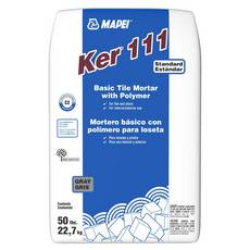 Mapei Ker 111 Gray Basic Tile Mortar with Polymer