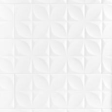 Polar White Ceramic Tile