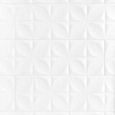 Polar White Ceramic Wall Tile