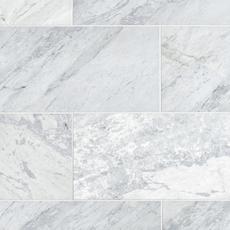 Blue Forest Polished Marble Tile