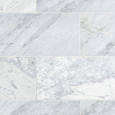 Blue Forest Polished Marble Tile