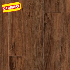 Clearance! Channel View Blackwood Hand Scraped Laminate