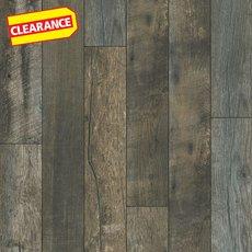 Clearance! Gibbs Island Oak Hand Scraped Laminate