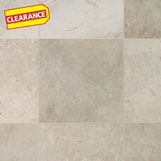 Clearance! Light Gray Export Limestone Tile