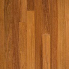 Natural Brazilian Teak Solid Hardwood