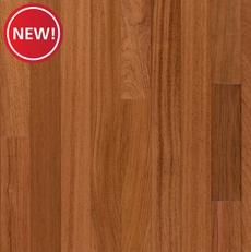 New! Natural Brazilian Cherry Solid Hardwood