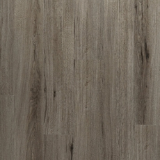 DuraLux Performance Tuscan Greige Luxury Vinyl Plank with Foam Back