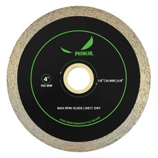 Prowler 4in. Tile Diamond Blade