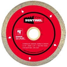 Sentinel 4in. Tile Diamond Blade