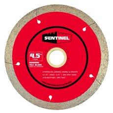 Sentinel 4.5in. Tile Diamond Blade