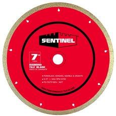 Sentinel 7in. Tile Diamond Blade