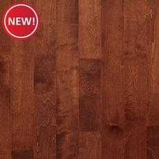 New! Cherry Birch Smooth Engineered Hardwood