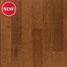 New! Honey Birch Smooth Engineered Hardwood