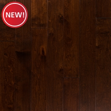 New! Bronze Birch Hand Scraped Engineered Hardwood