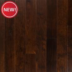New! Marquis Birch Hand Scraped Locking Engineered Hardwood