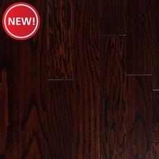 New! Sienna Oak Hand Scraped Engineered Hardwood