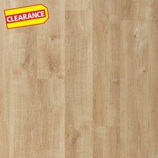 Clearance! Golden Oak Luxury Vinyl Plank