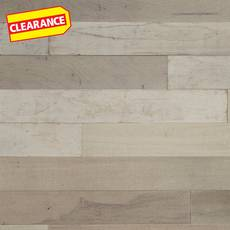 Clearance! Distressed White Wall Plank