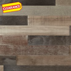 Clearance! Barndoor Wall Plank