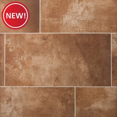 New! Pomona Rojo Ceramic Tile