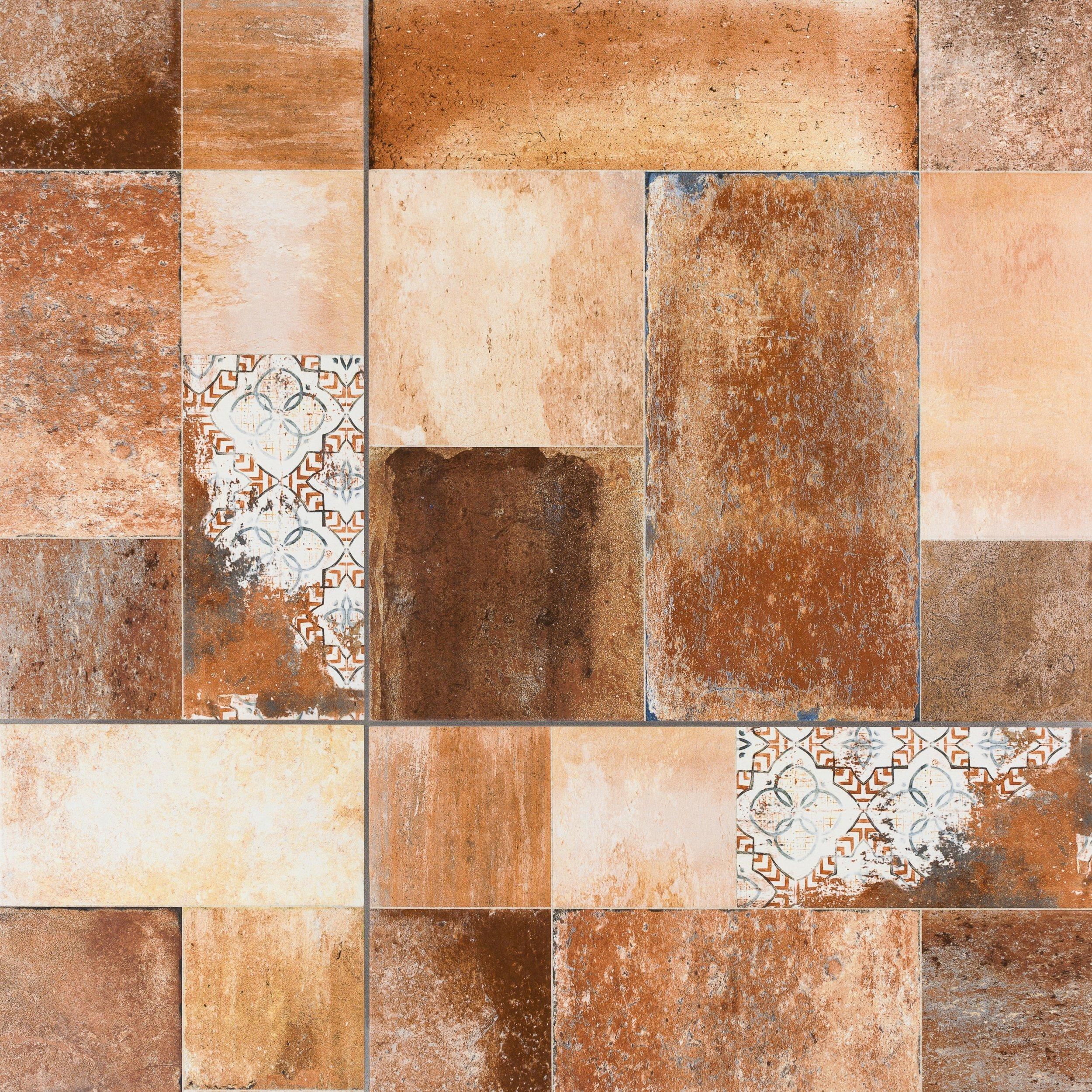 Adobe Blanco Ceramic Tile 6 X 12 100410992 Floor And Decor