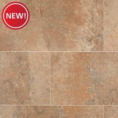 New! Cerano Red Ceramic Tile