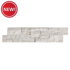 New! Golden Valley Split Face Marble Panel Ledger