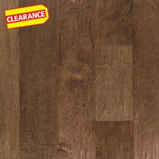 Clearance! Curitiba Driftwood Hand Scraped Engineered Hardwood