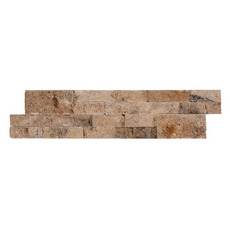 Tuscany Scabas Travertine Panel Ledger