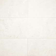Motion White Polished Ceramic Tile