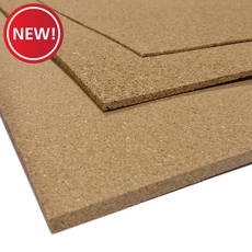 New! 12mm Cork Underlayment Sheets