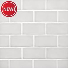 New! Mist Brick Ceramic Mosaic